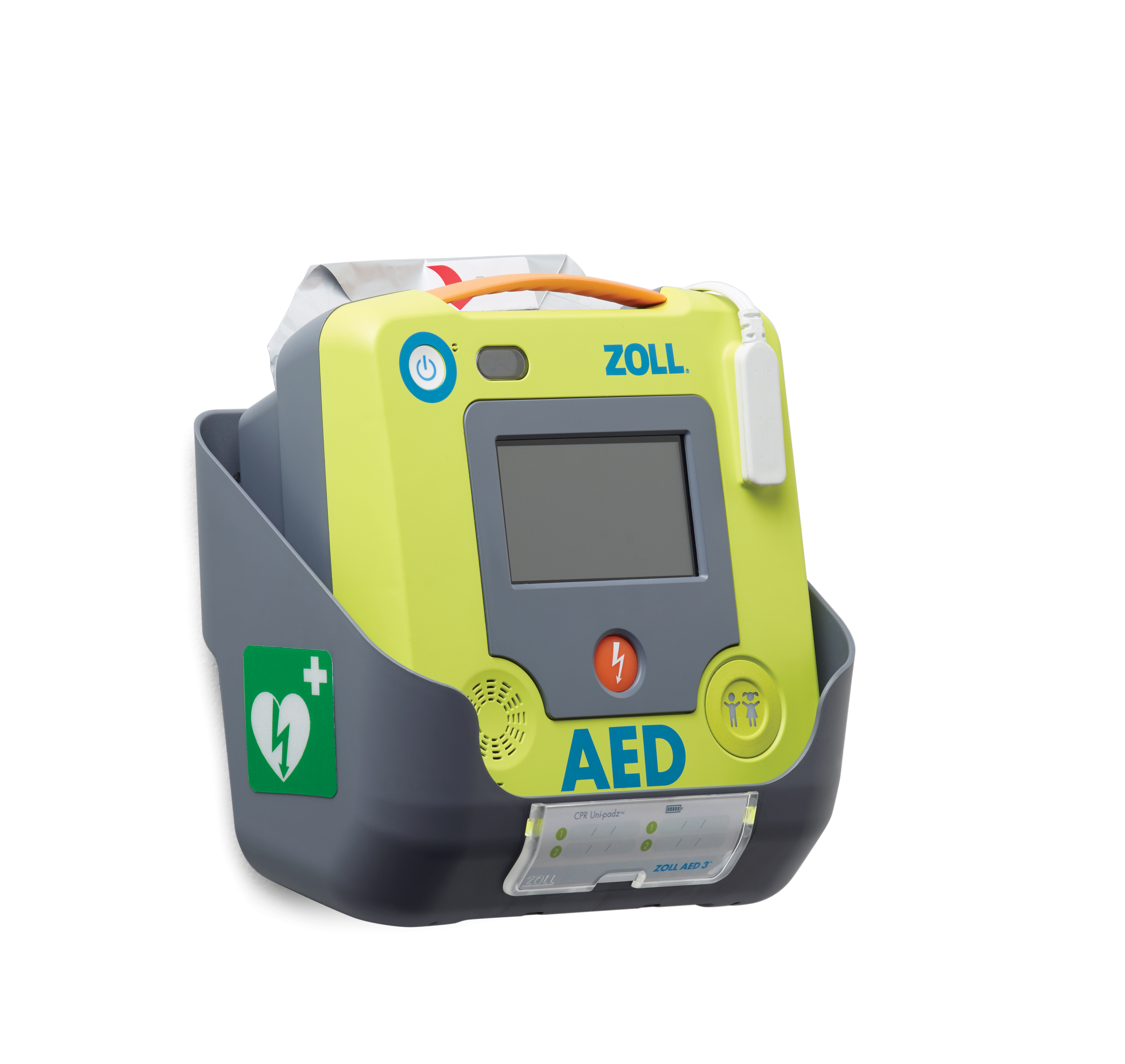 Zoll AED 3 Wall Mount Holder