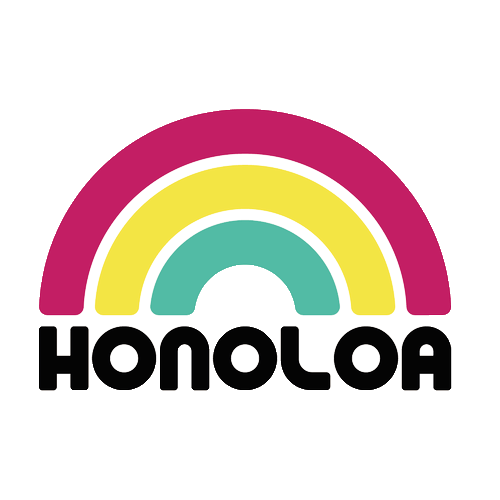 Honoloa Logo - One of Yollty's Top Poke Bowl-places in Luxembourg