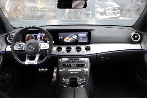 Mercedes Innenraum