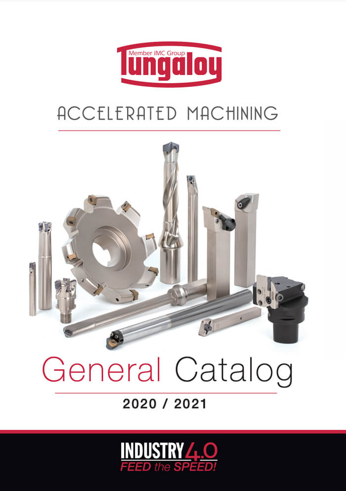 Tungaloy catalogo generale