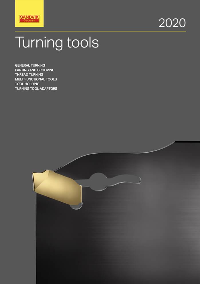 Sandvik Coromant Turning Tools
