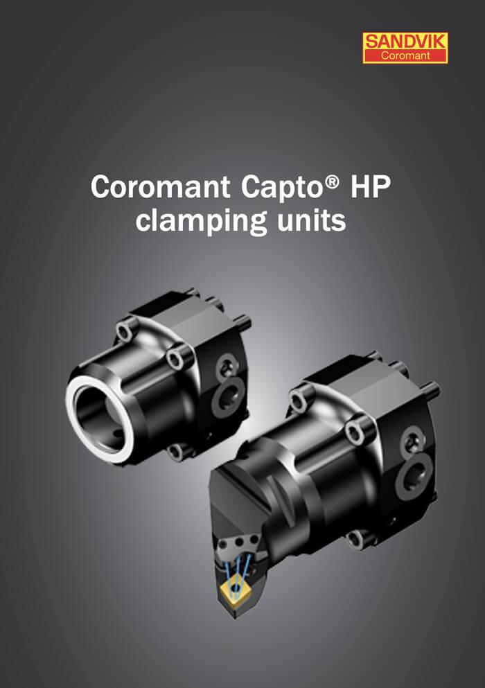 Sandvik Coromant Clamping Units