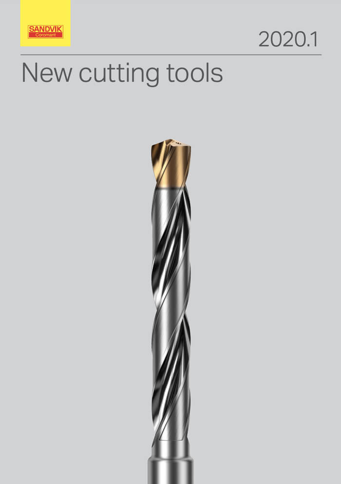Sandvik Coromant New Cutting Tools