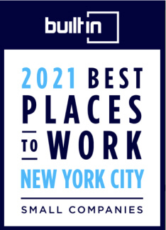 2021 Best Places to Work, New York City