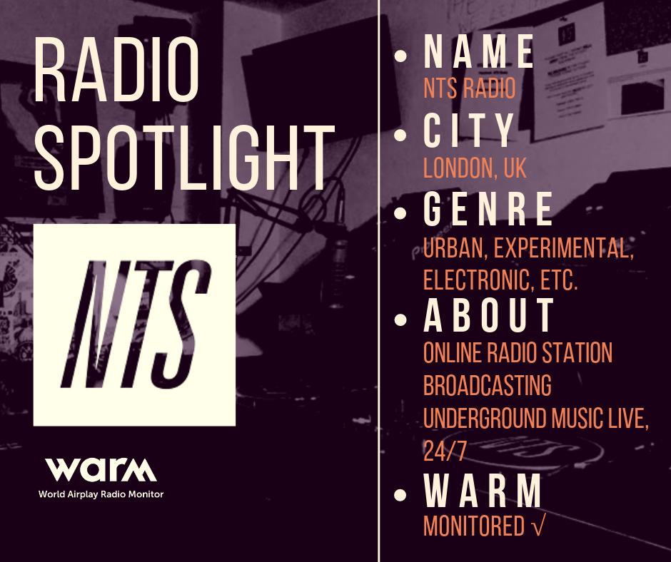 NTS radio (1) WARM