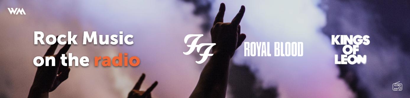Rock music on the Radio - Blog Article - WARM