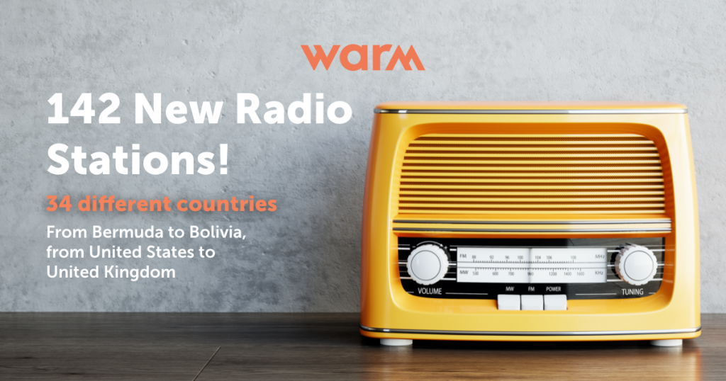 Group 1054|new radio stations