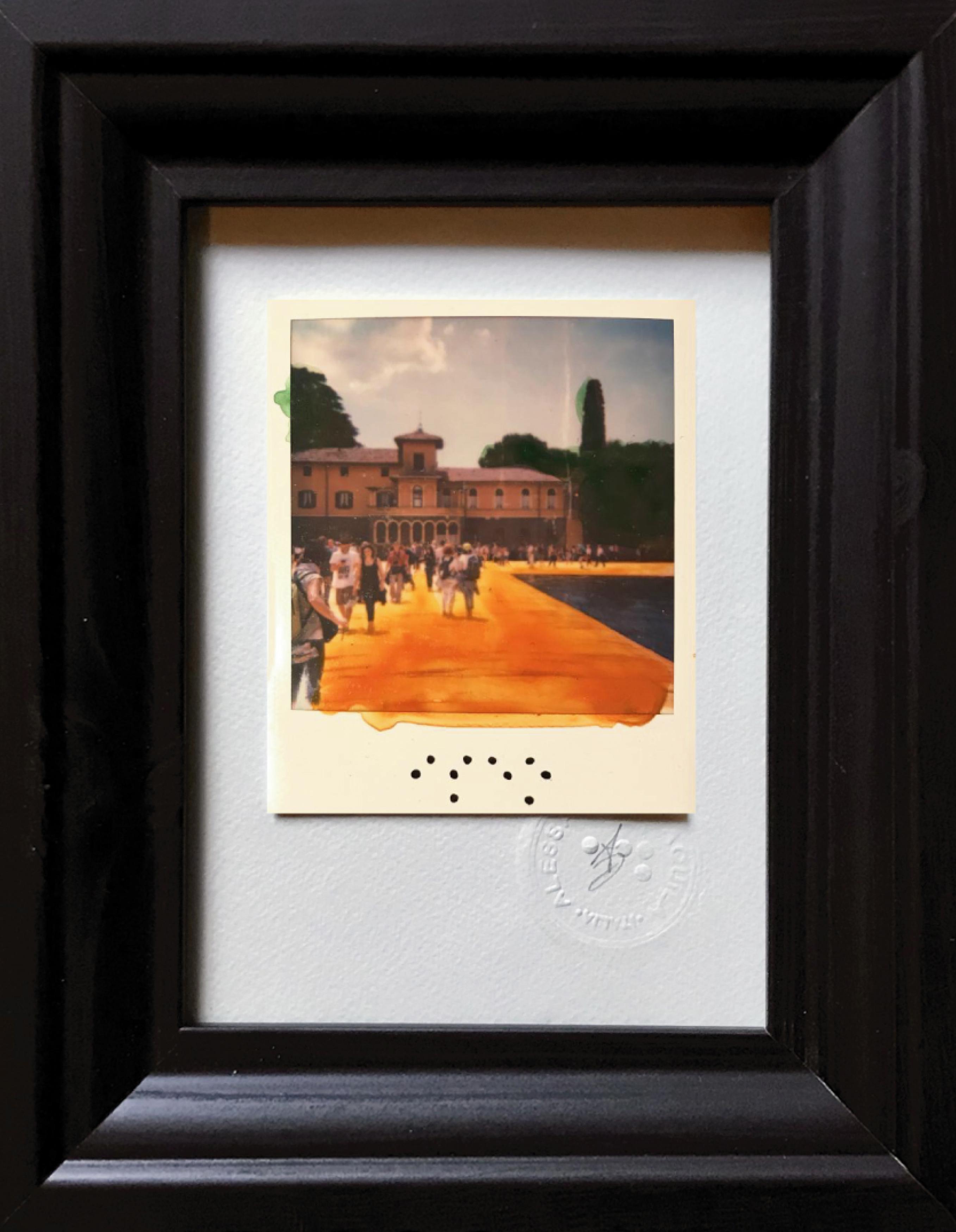The Floating Polaroid #1