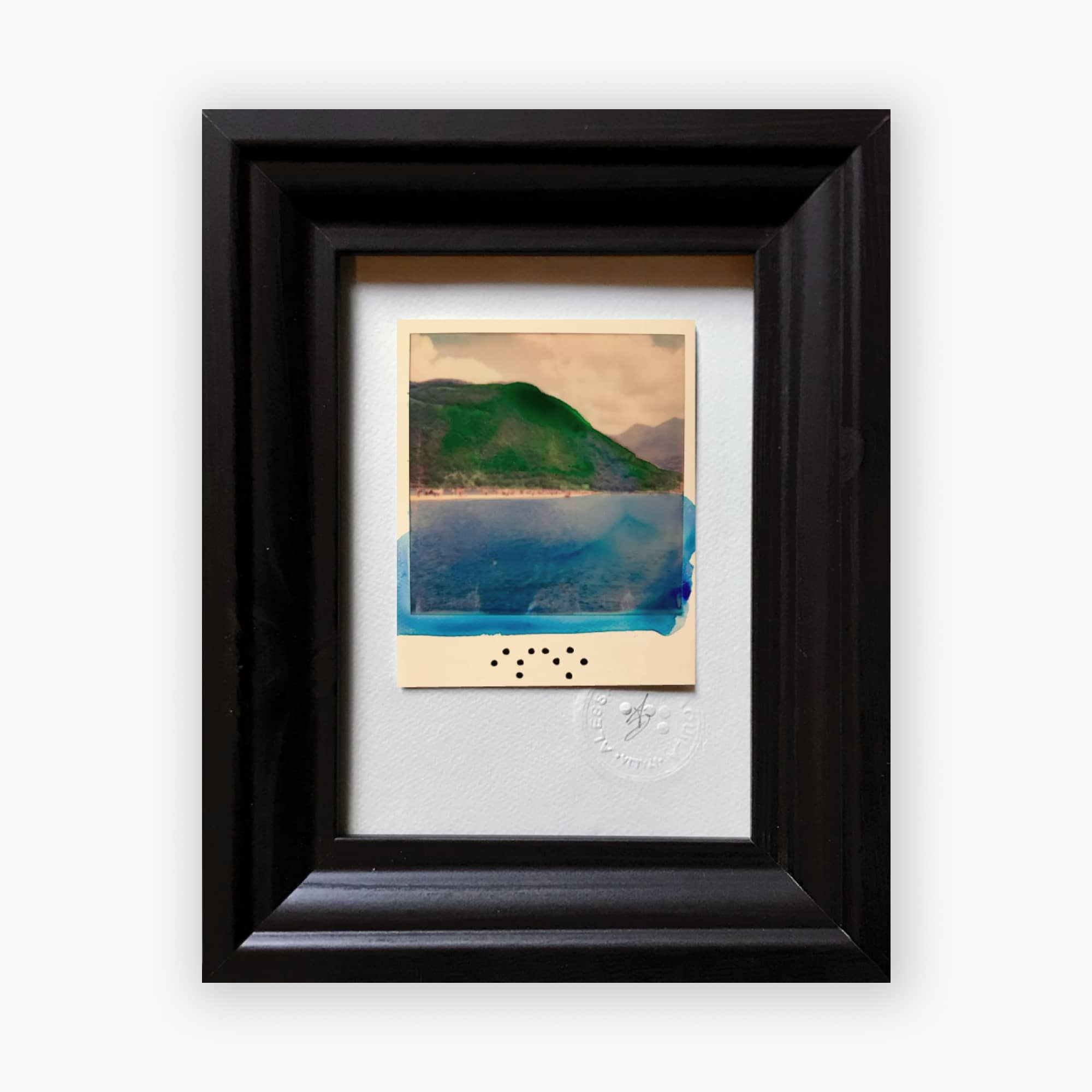 The Floating Polaroid #18