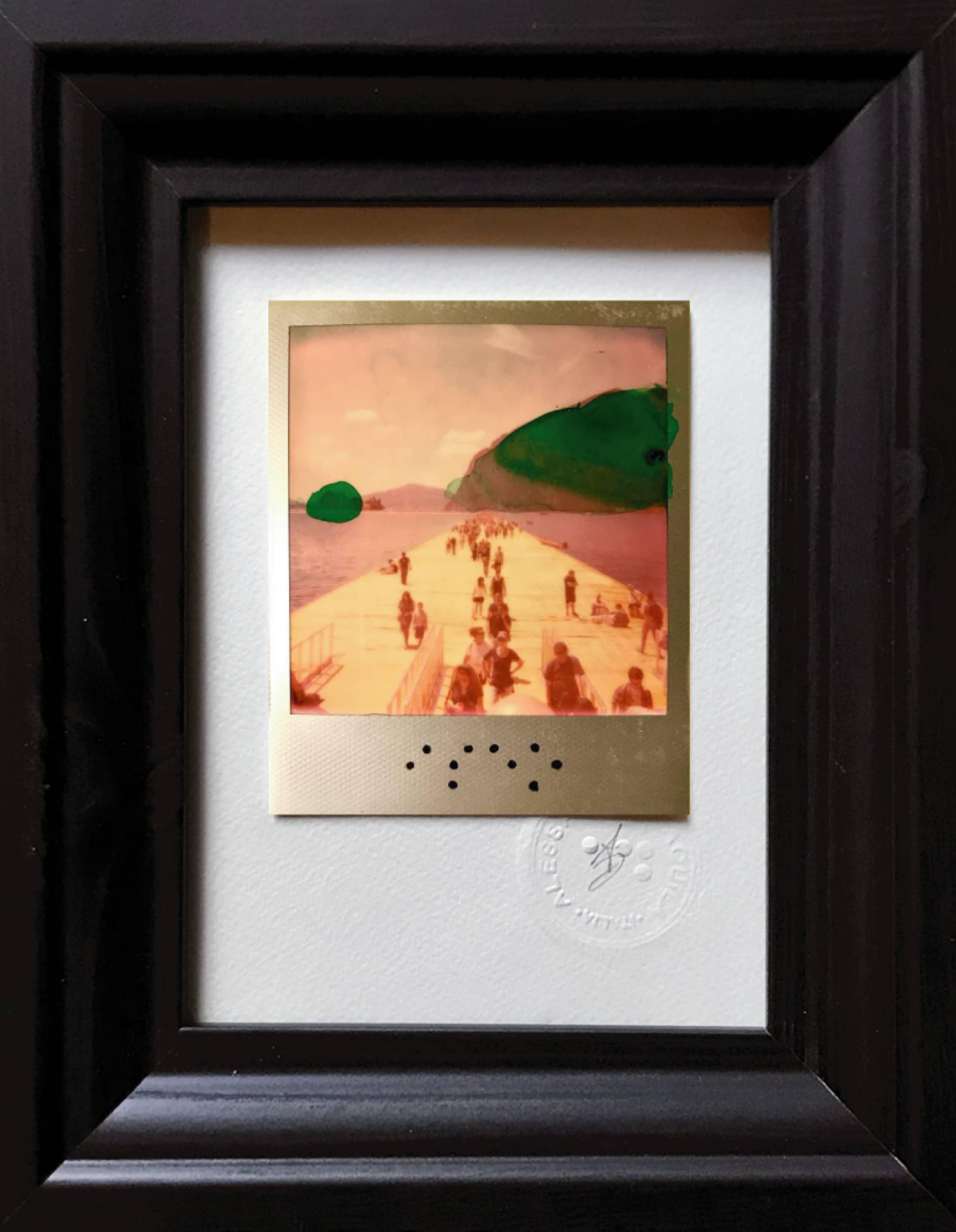 The Floating Polaroid #2