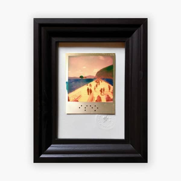 The Floating Polaroid #4