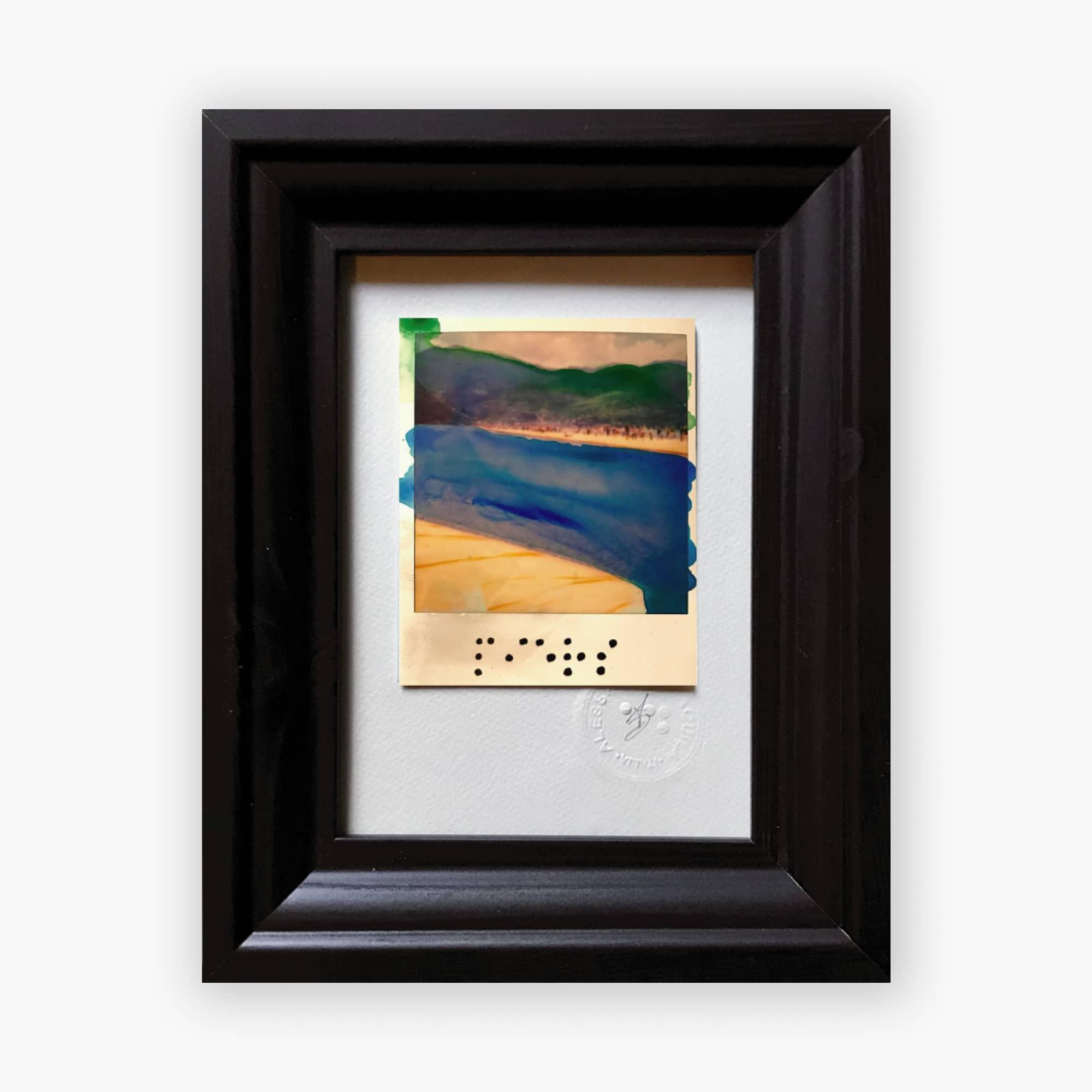 The Floating Polaroid #6