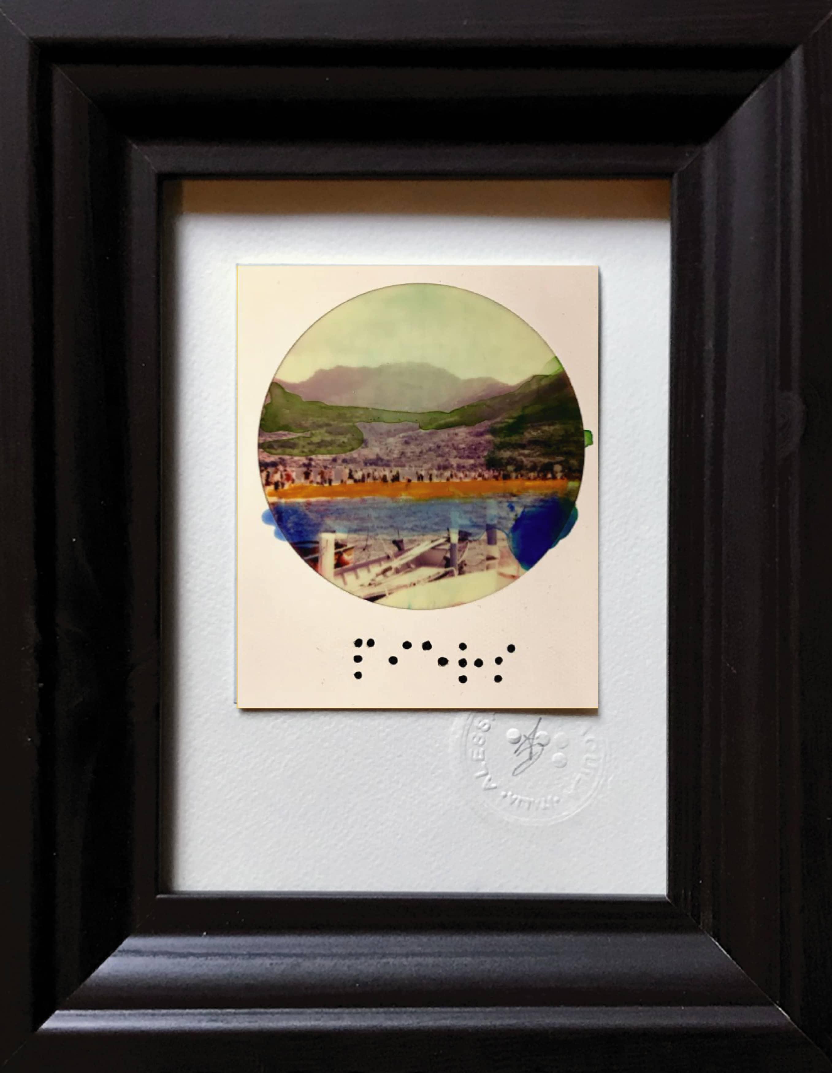 The Floating Polaroid #10
