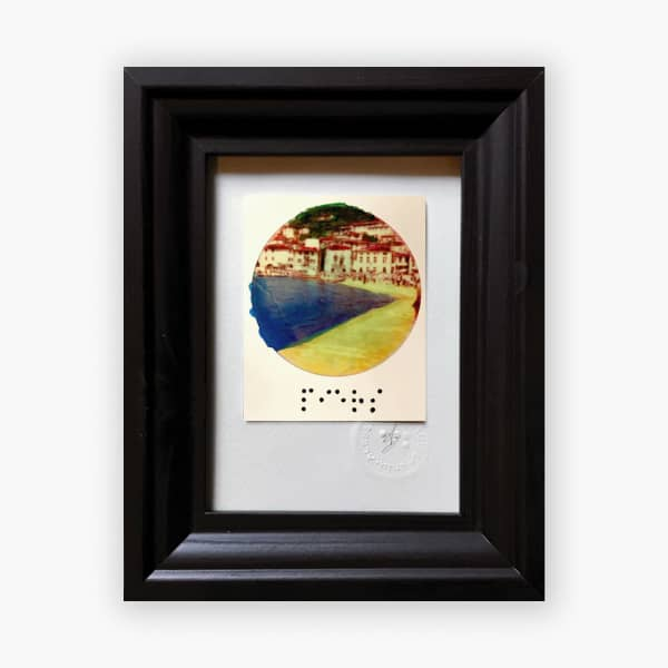 The Floating Polaroid #11