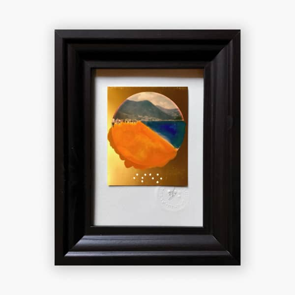The Floating Polaroid #12