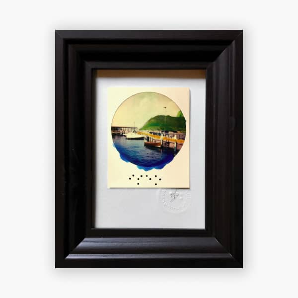 The Floating Polaroid #5