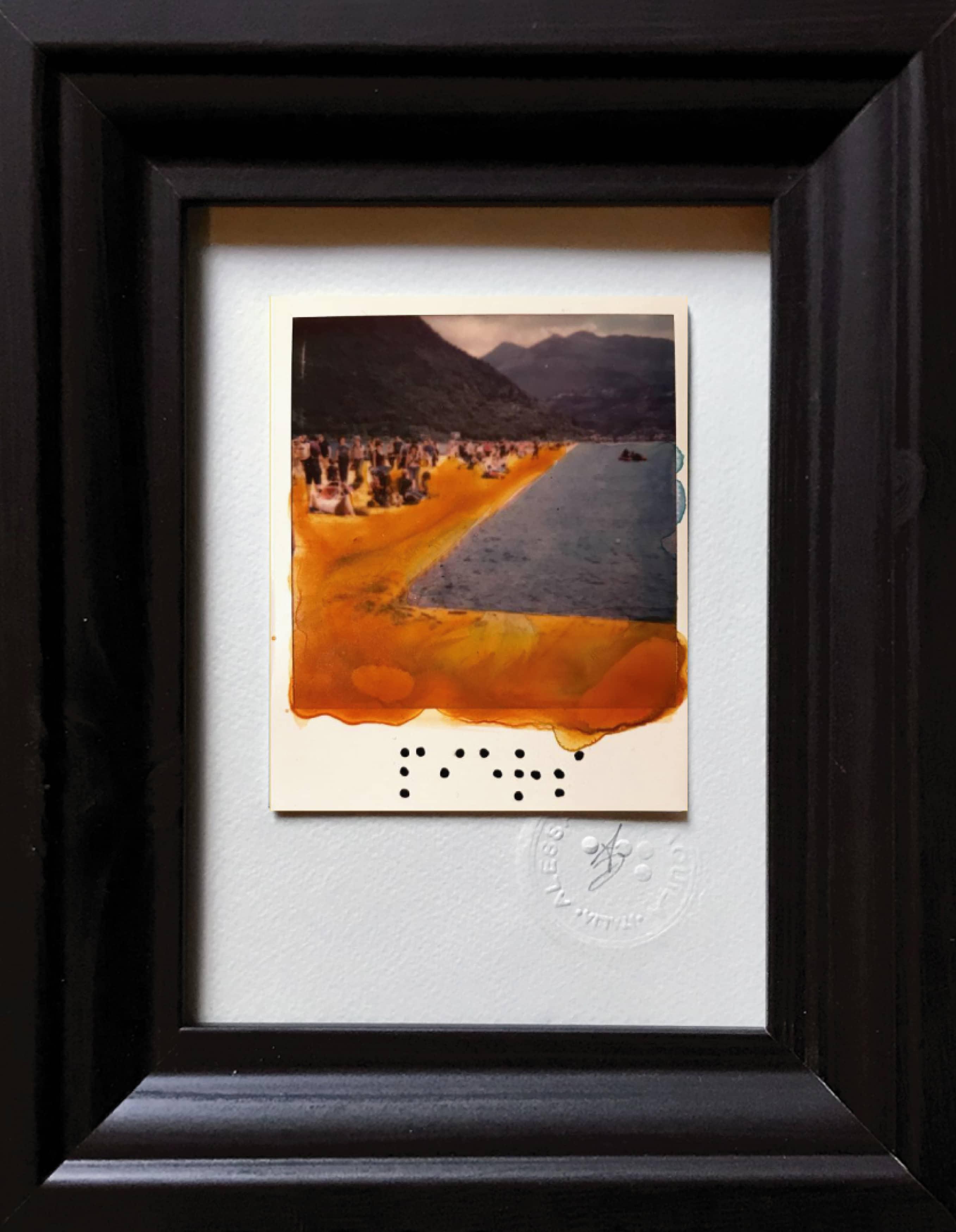 The Floating Polaroid #19