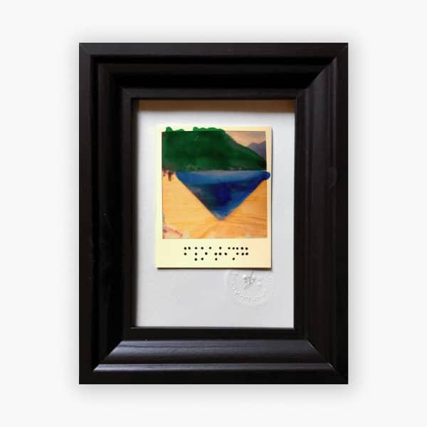The Floating Polaroid #14