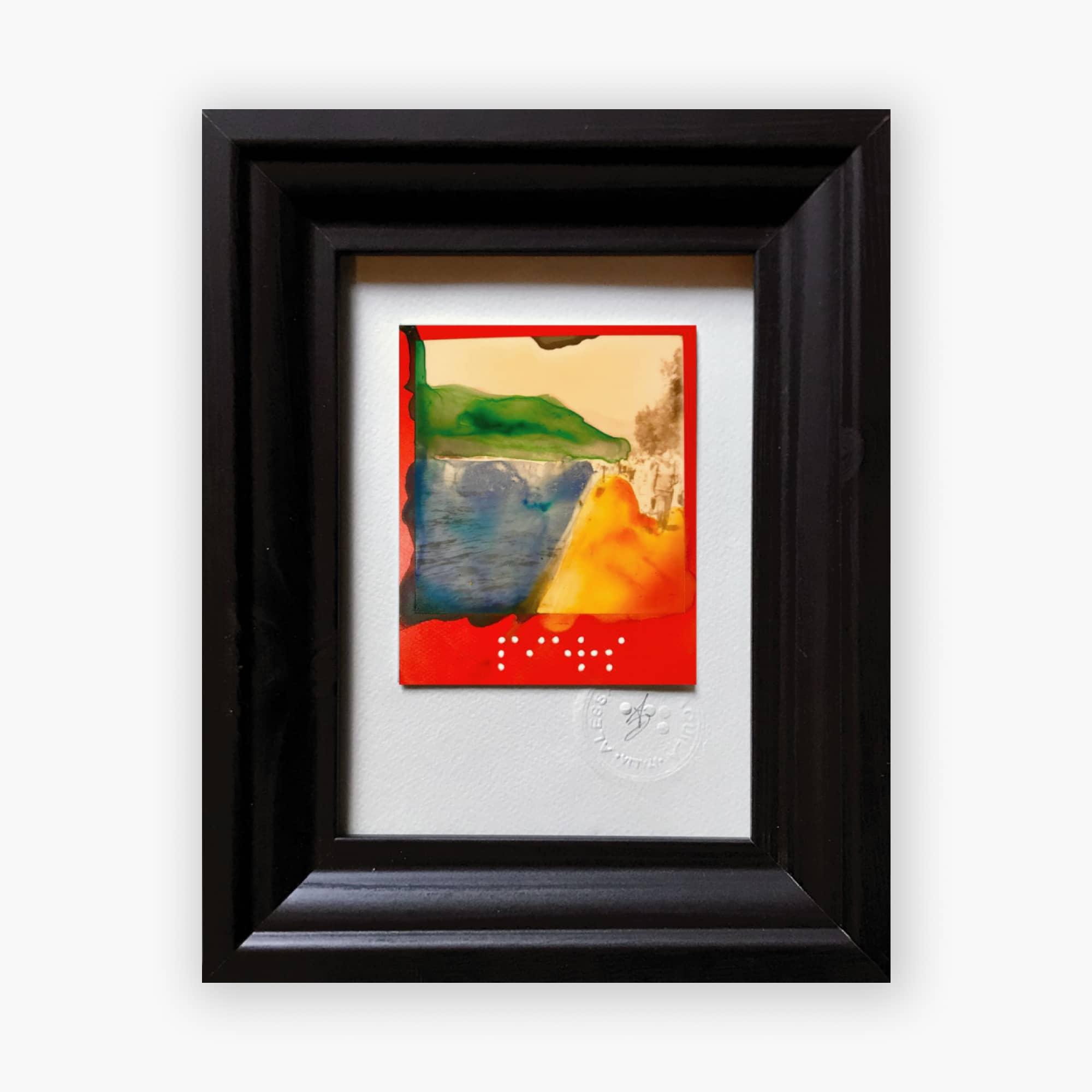 The Floating Polaroid #17