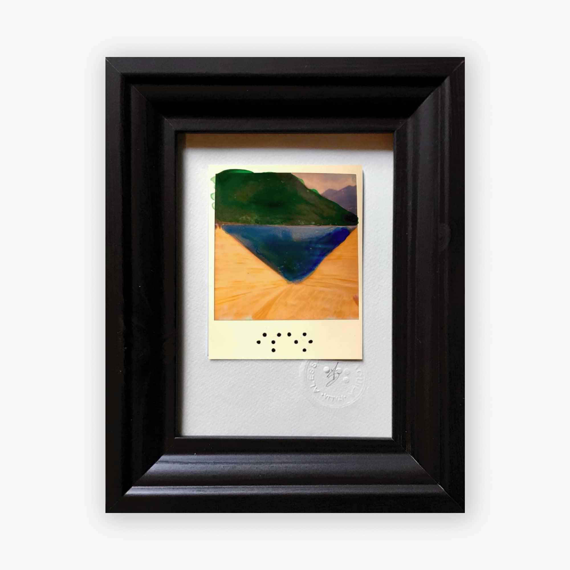 The Floating Polaroid #9