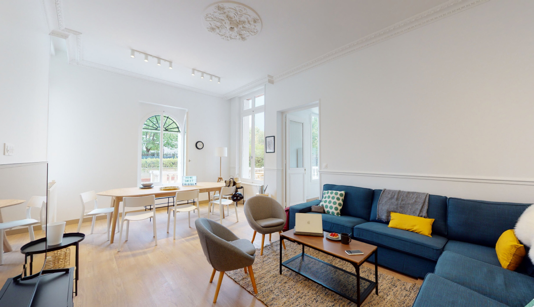 coliving shared space
