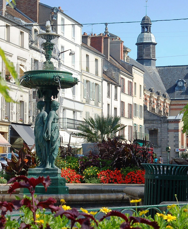 City of Fontainebleau