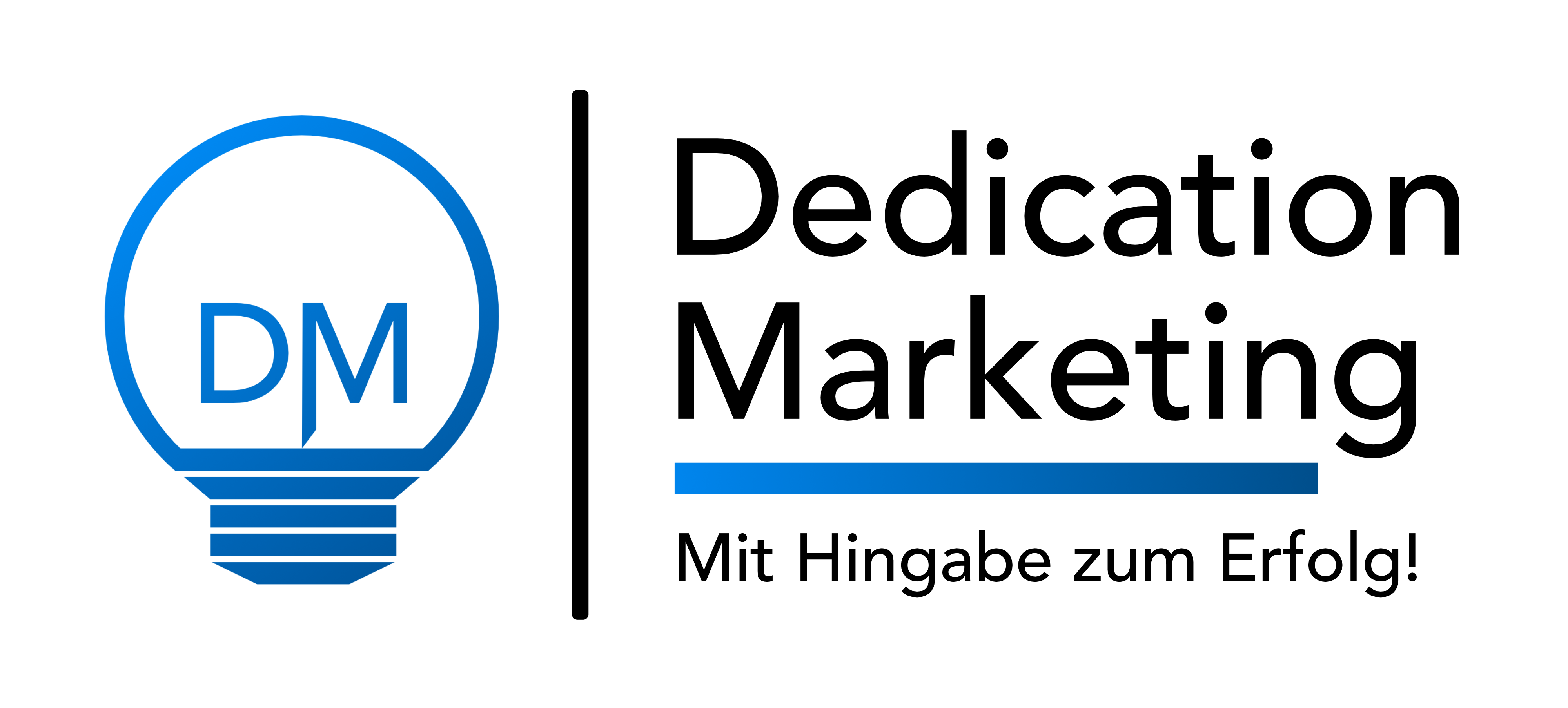 Dedication Marketing Homburg Logo Online Marketing Saarland