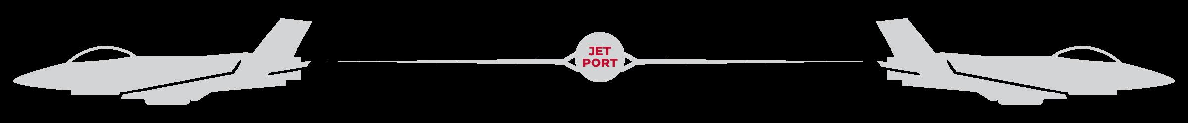 JetPort planes icon