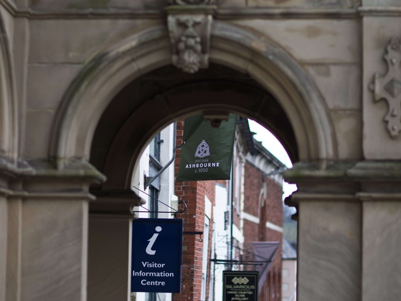 Ashbourne visitor information center