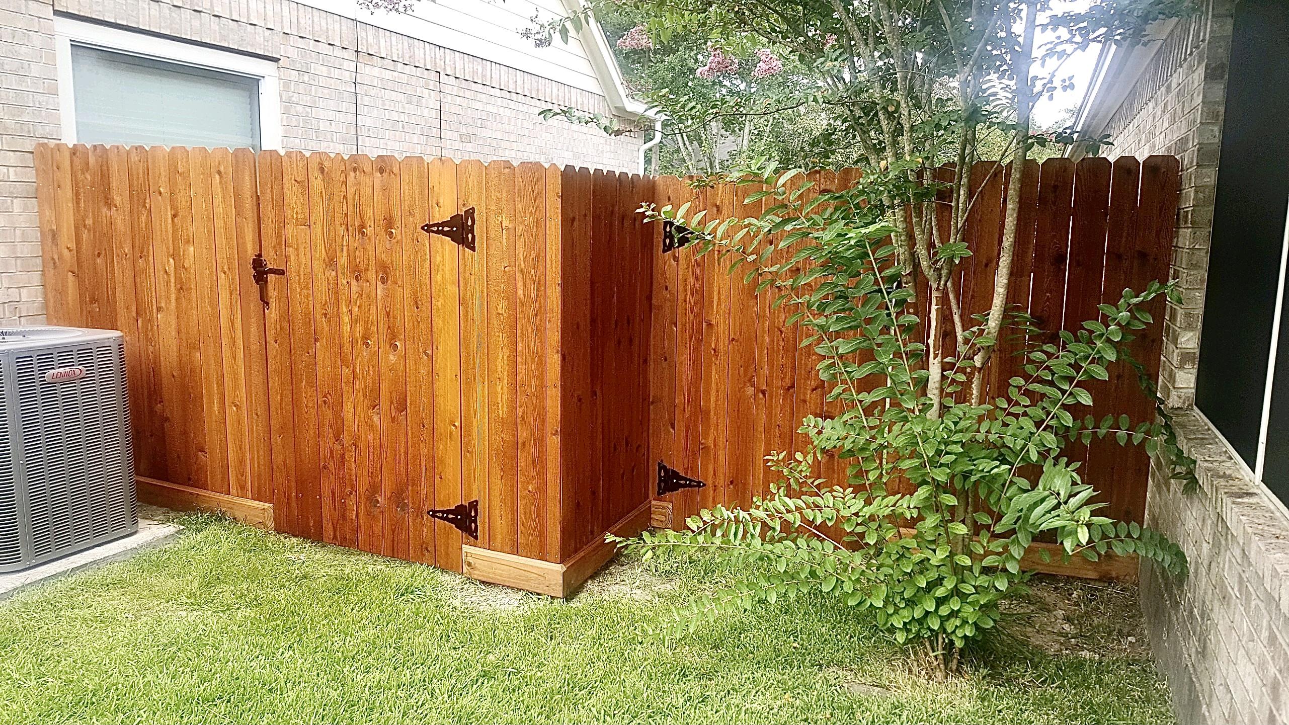 15-Fence