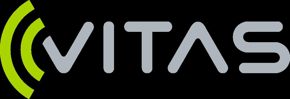 VITAS Logo silver