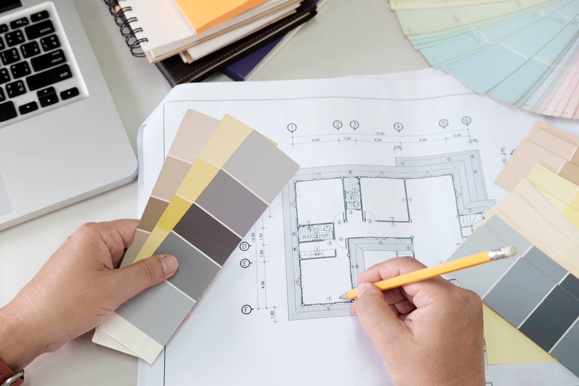 Project Management at KRK Interior Design