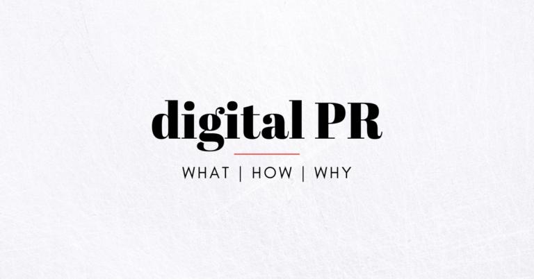 Digital PR basics: Six steps to getting started