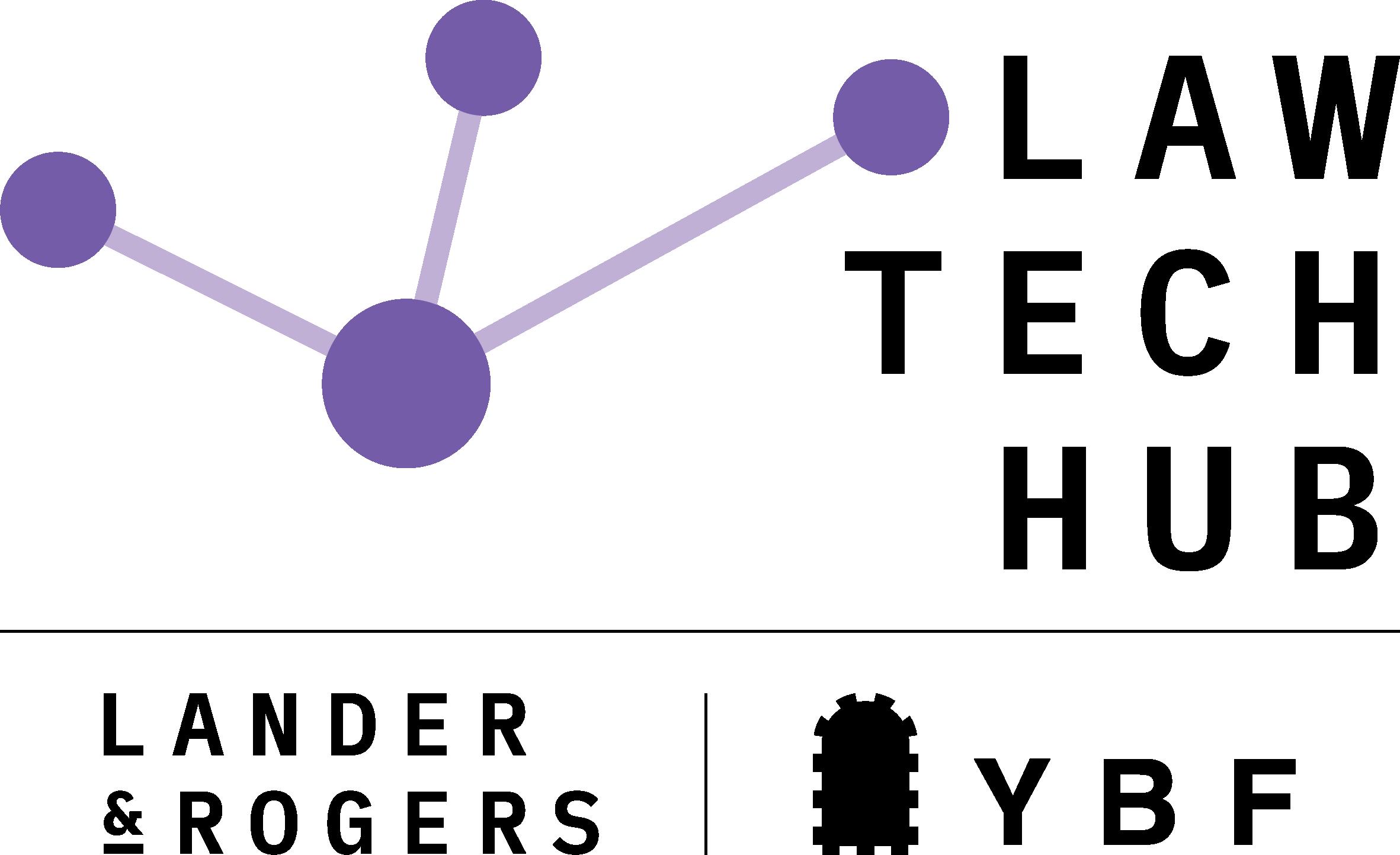 Lawtech Hub logo