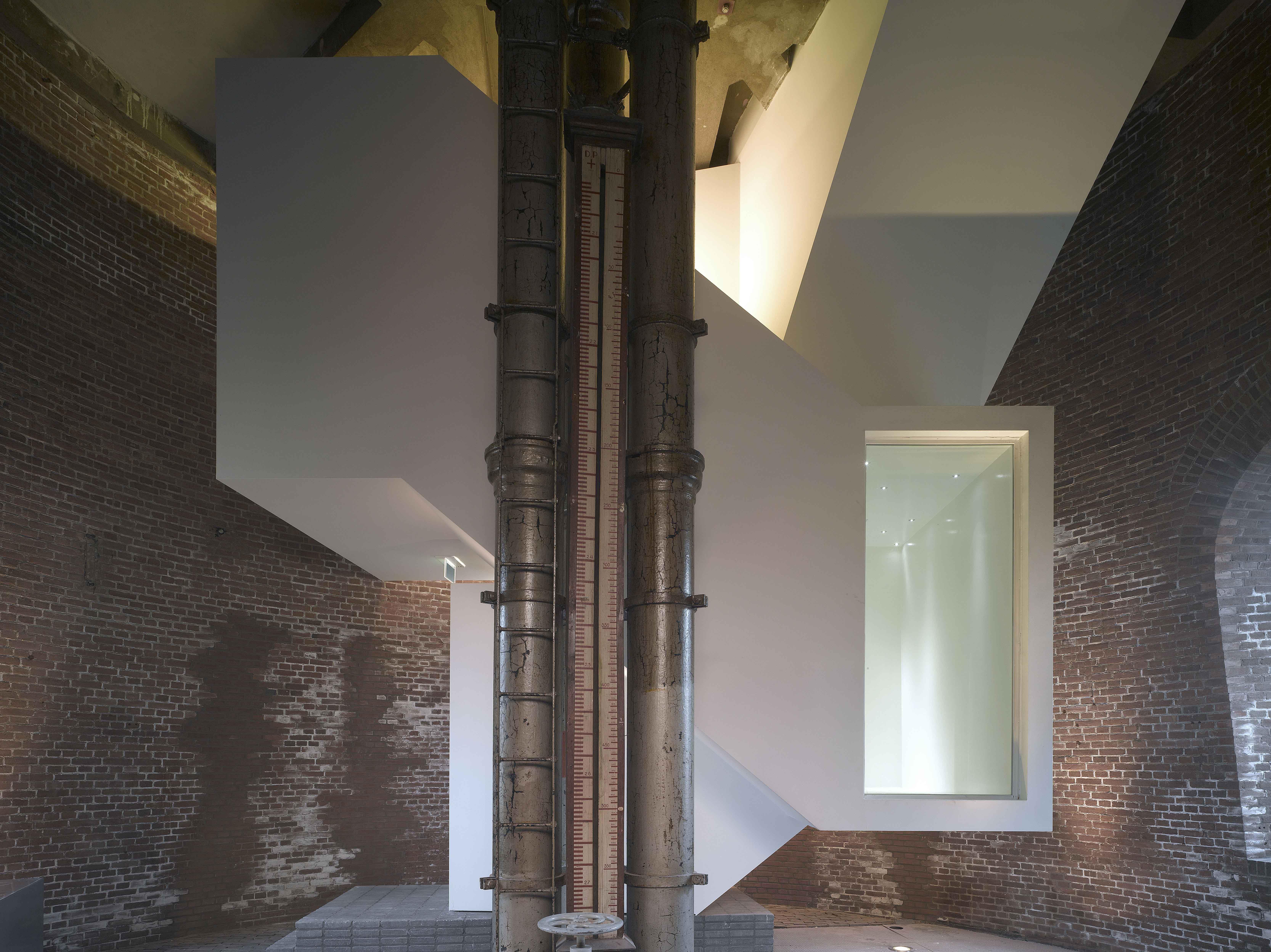 De Entree van de Watertoren
