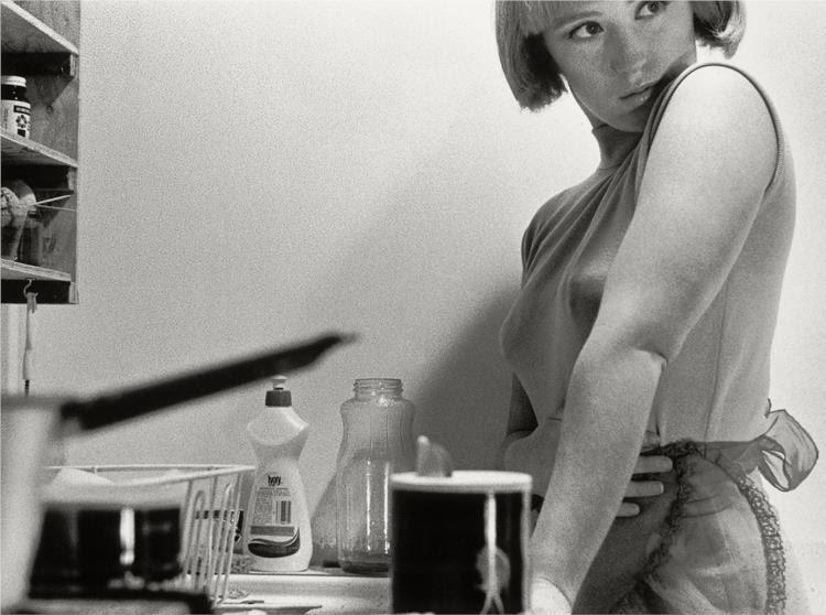 Untitled Film Still #3, 1977 - Cindy Sherman