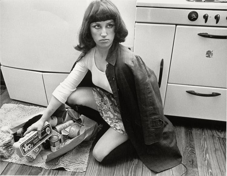 Untitled Film Still #10, 1977 - Cindy Sherman