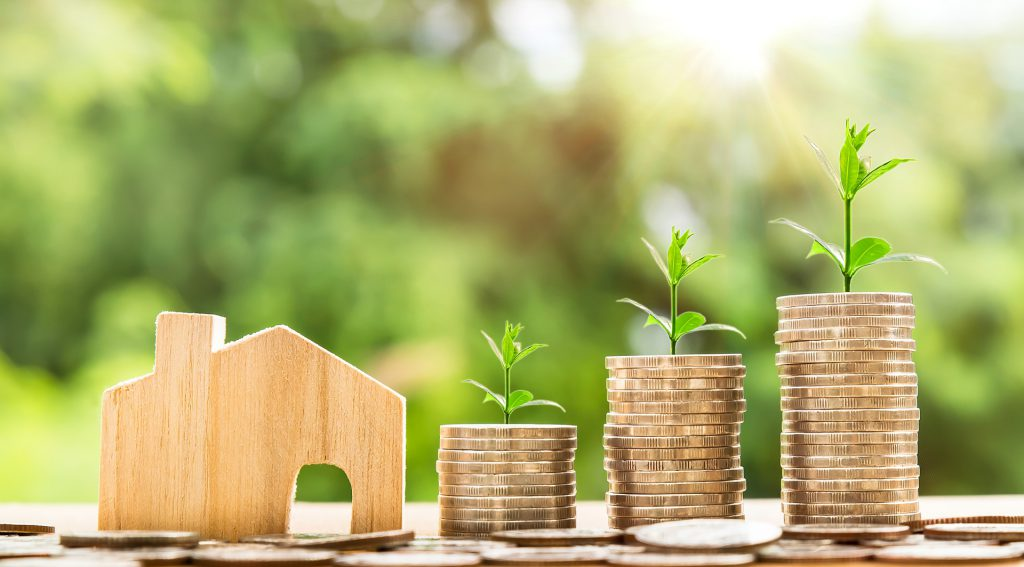Durch Eigenkapital den Zinssatz bei der Baufinanzierung senken