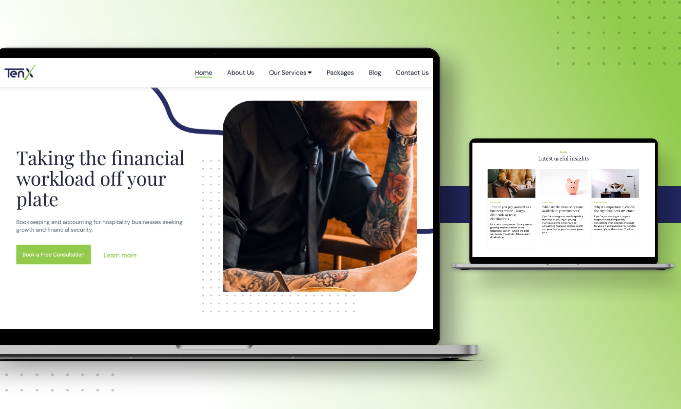 Ten X Advisors - Accounting and Bookkeeping Firm