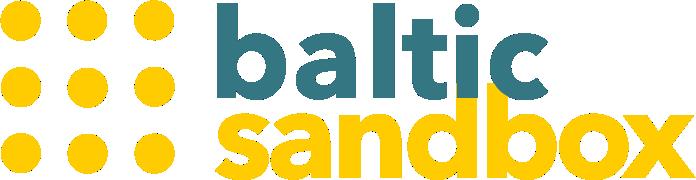 Logotype for baltic sandbox