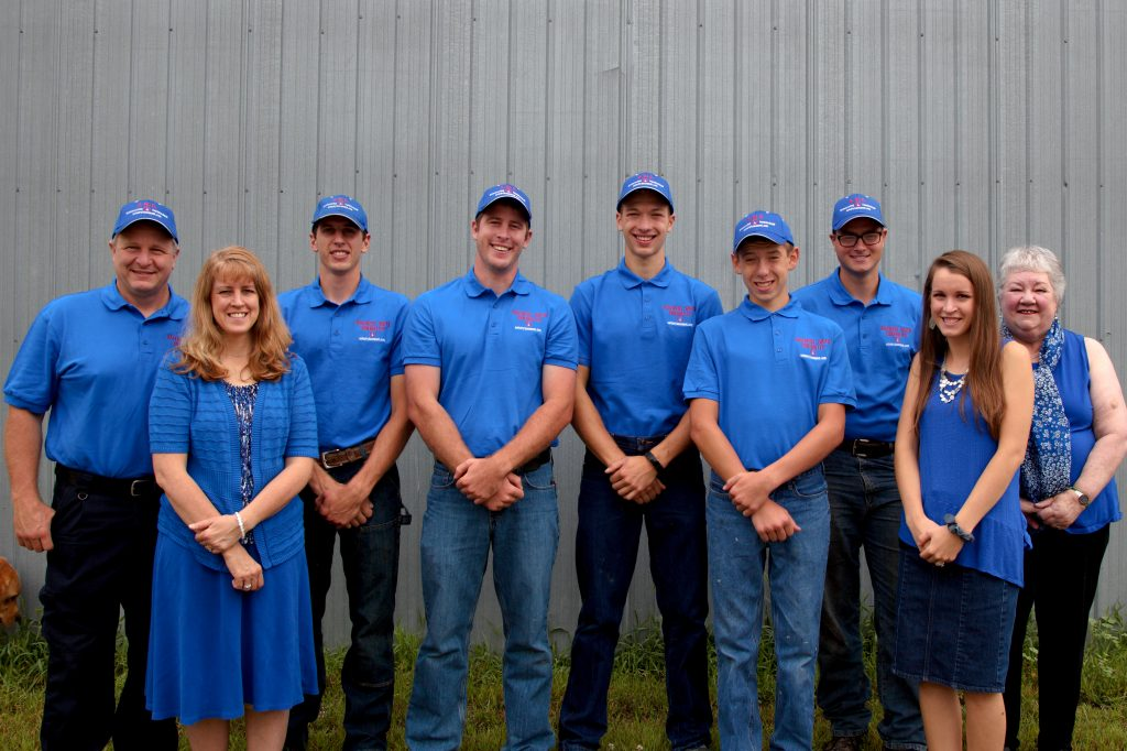 The Basement Water Controlled Team