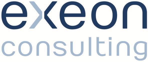 Logo von exeon