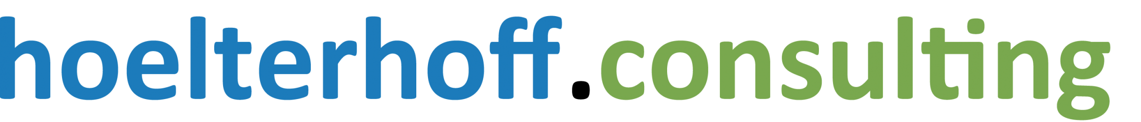 Logo von Hoelterhoff Consulting