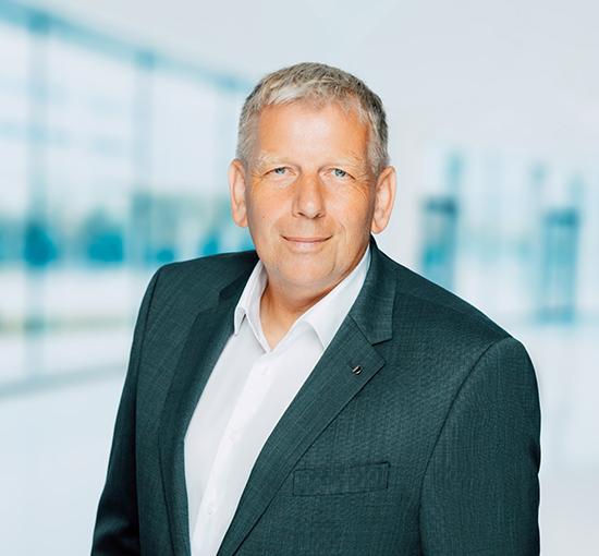 Management Team of Libelle AG - Hans-Joachim Krüger (CTO)