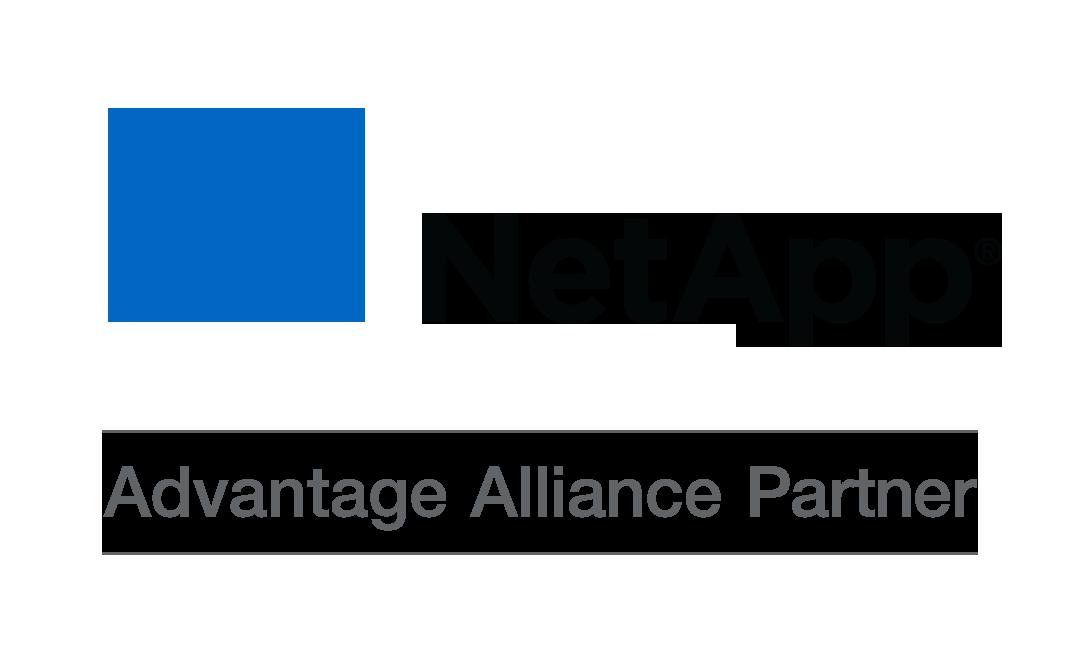 NetApp Advantage Alliance Partner Logo