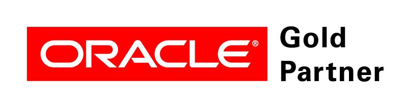 Logo von Oracle Gold Partner