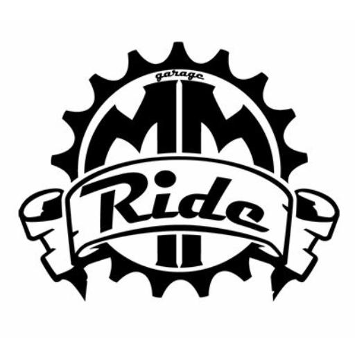 MM Ride, logo et lien vers page d'accueil du site