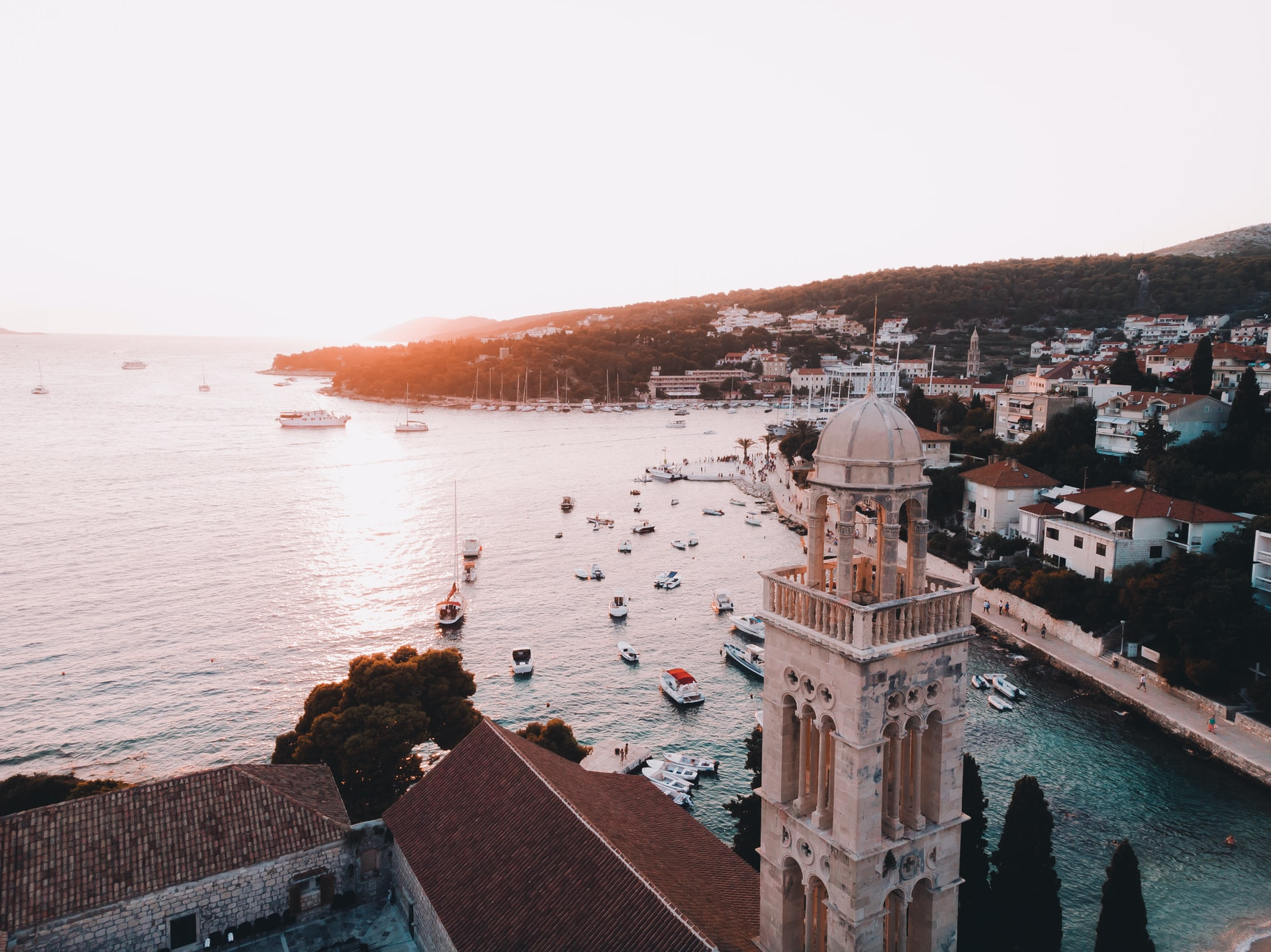 view of croatia -  offering a digital nomad visa for entrepreneurs around the world