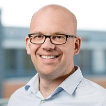 Dr Lukas Heukamp Head of molecular pathology at Haematopathology Hamburg