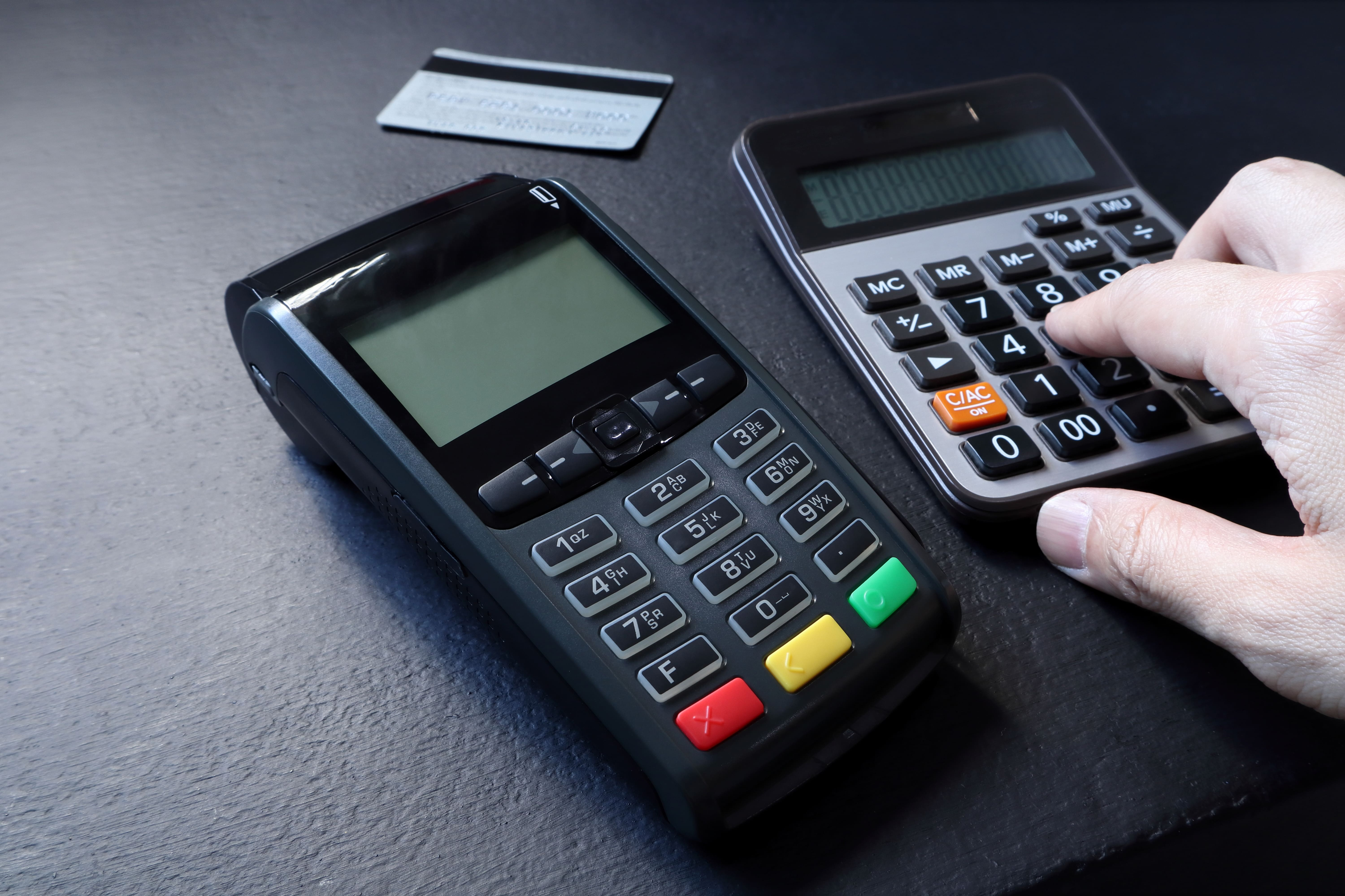 Start accepting card payments
